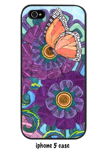 butterfly_iphone 5 case