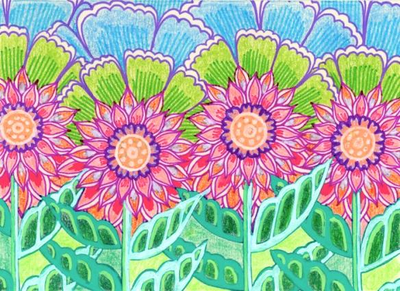 Zana Bass_June 2015_Bright Flowers Card web